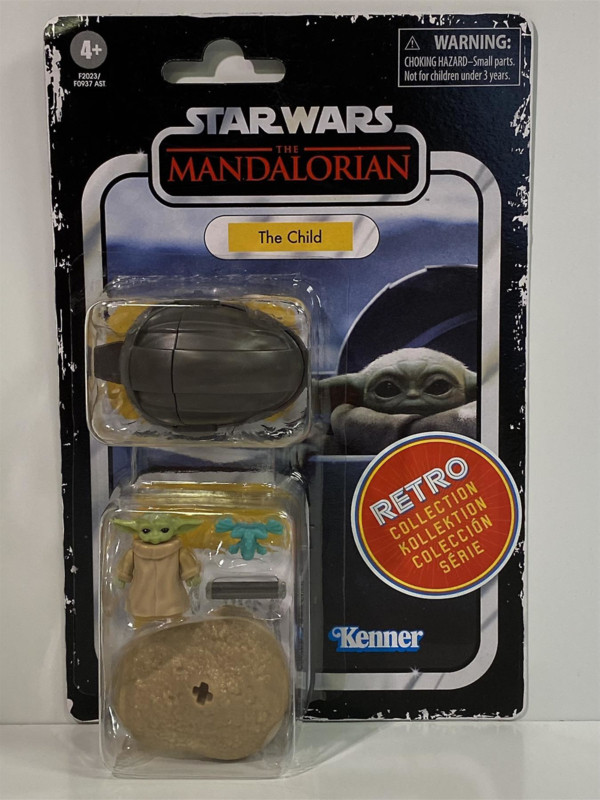 Star Wars Retro Collection AF The Child [The Mandalorian]