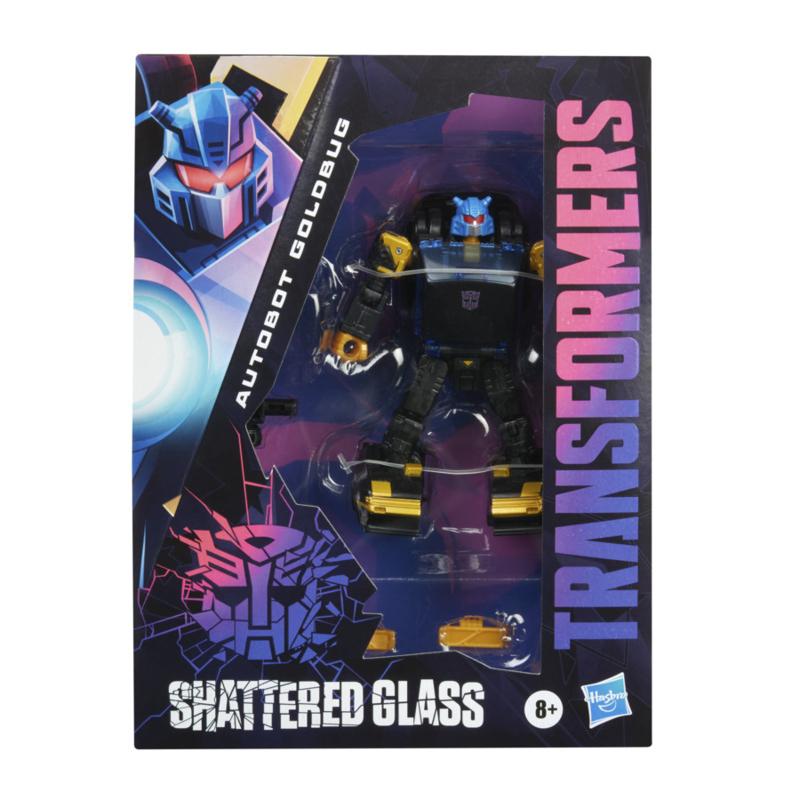 Hasbro Shattered Glass Deluxe Goldbug - Pre order
