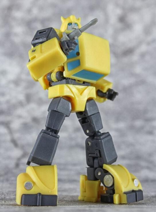MS Toys MS-B21 Intelligence Officer