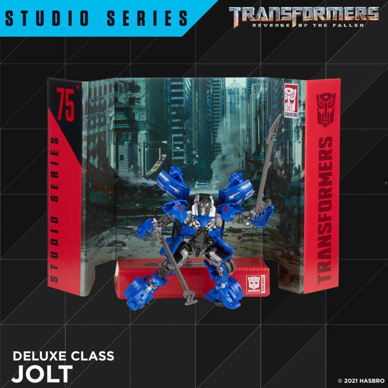 Hasbro Studio Series SS-75 Jolt - Pre order