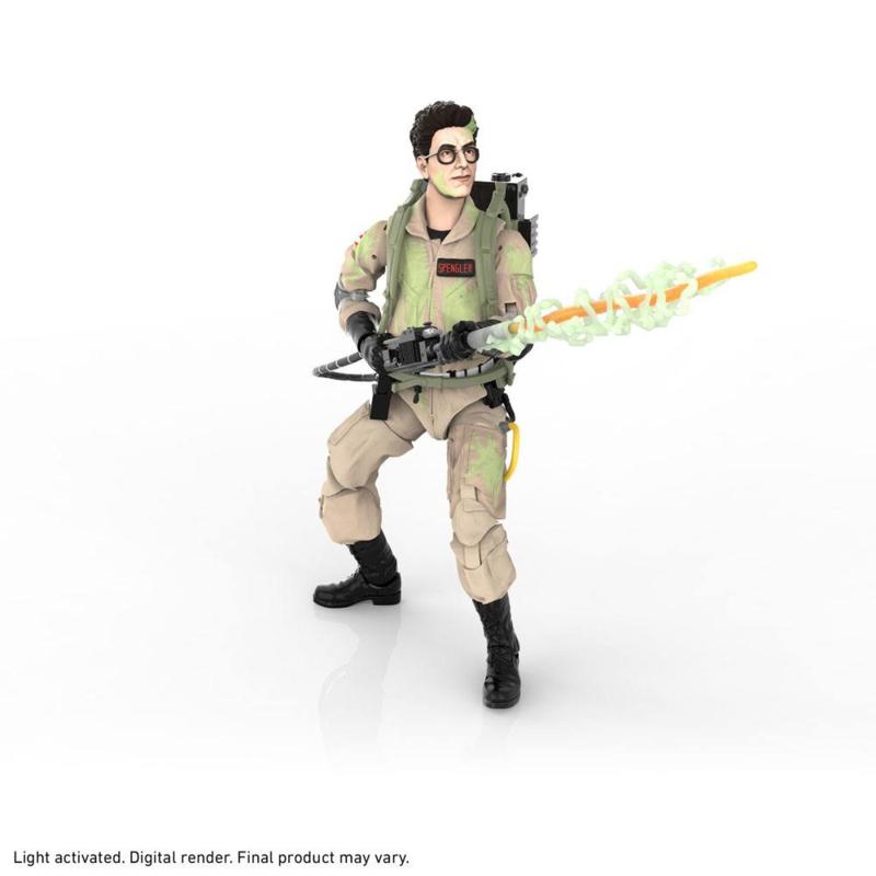Ghostbusters Plasma Series AF 2021 Glow-in-the-Dark Egon Spengler - Pre order