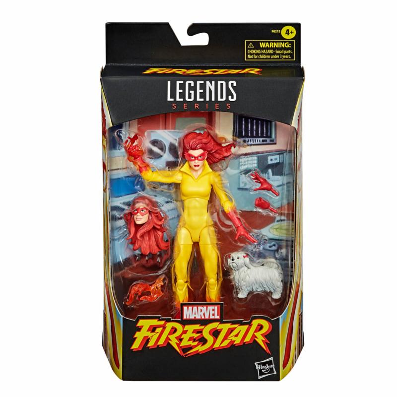 Marvel Legends AF Firestar