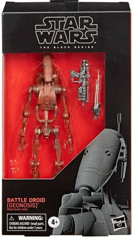 Black Series AF Battle Droid (AOTC)