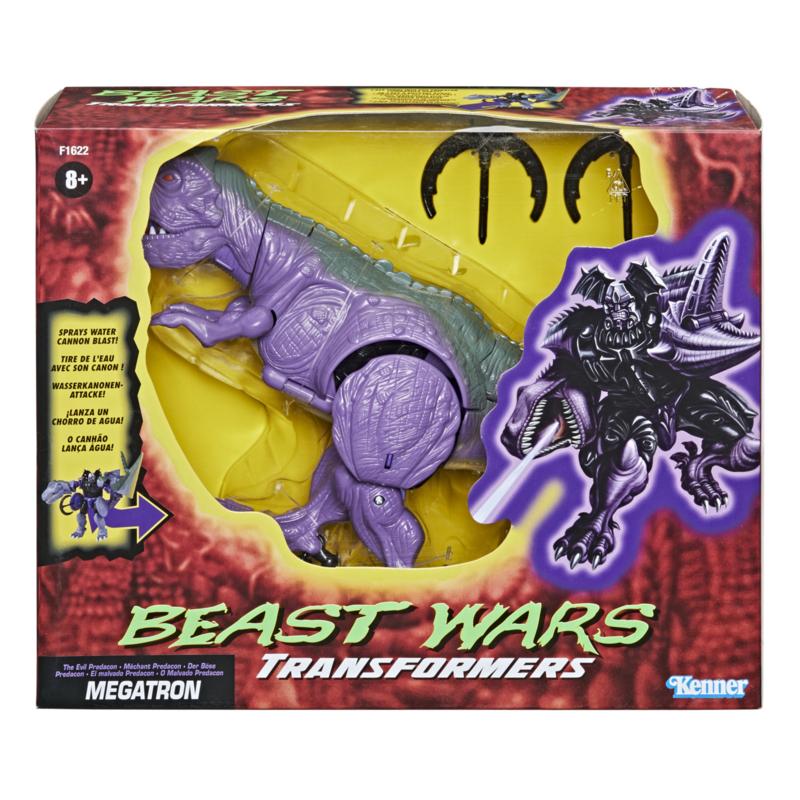 Hasbro Vintage Beast Wars Predacon Megatron - Pre order