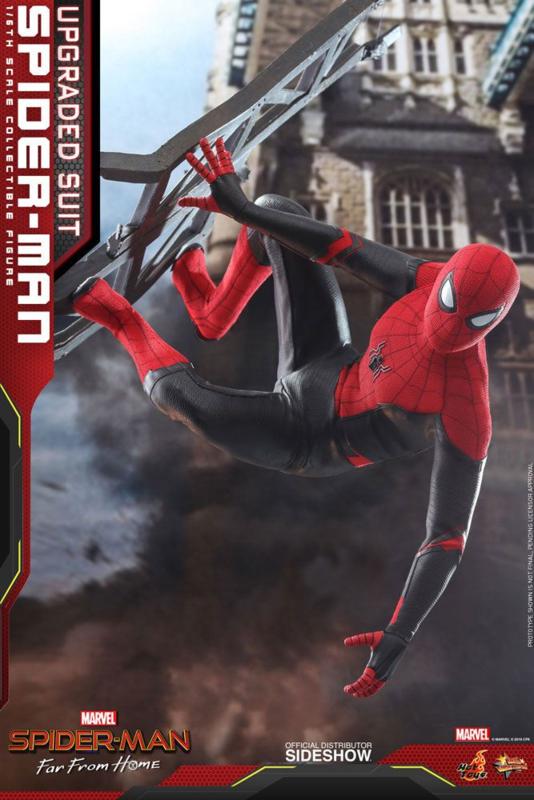 Spider-Man: Far From Home MM AF 1/6 Spider-Man (Upgraded Suit) - Pre order
