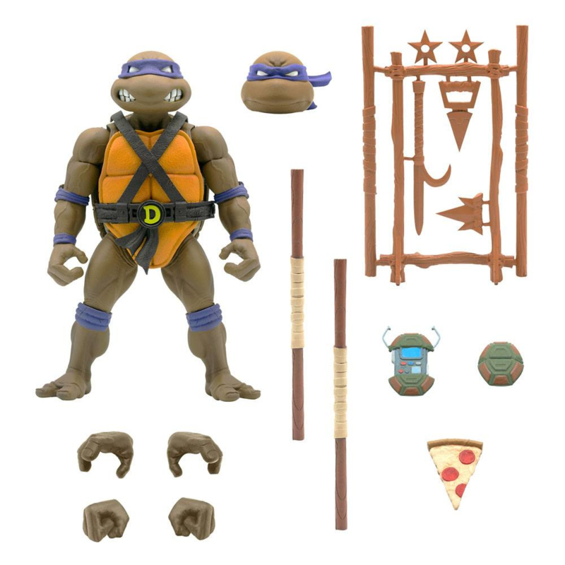 Super7 Teenage Mutant Ninja Turtles Ultimates Donatello - Pre order