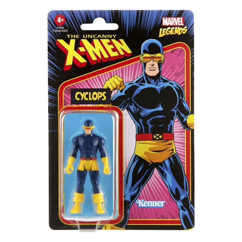 Marvel Legends Recollect Retro Cyclops (The Uncanny X-Men)