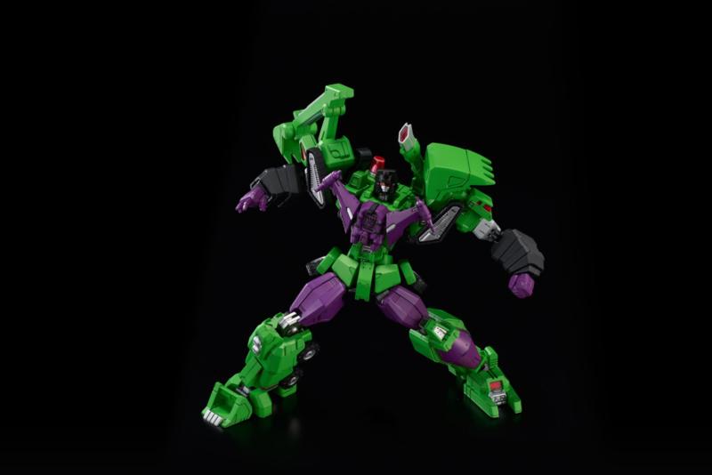 Transformers Furai Model Plastic Model Kit Devastator - Pre order