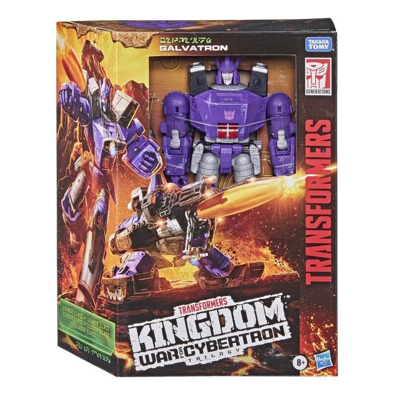 Hasbro WFC Kingdom Leader Galvatron - Pre order
