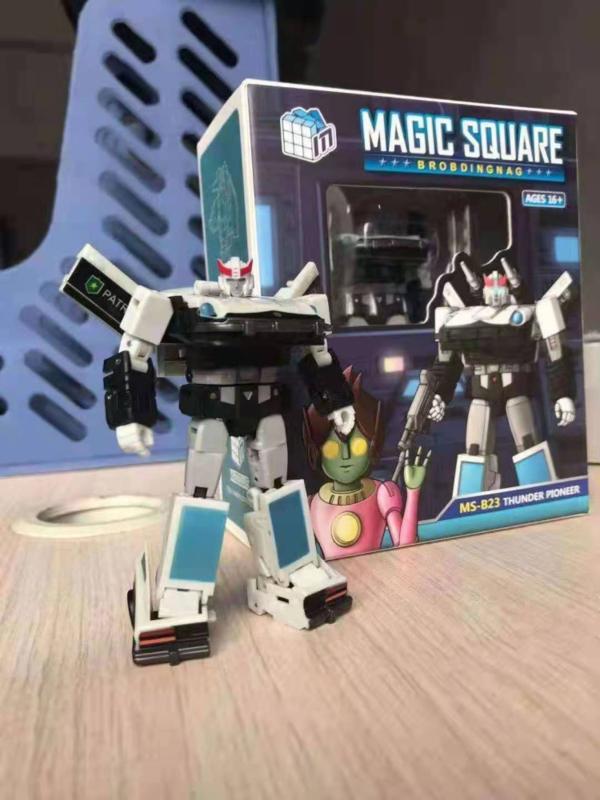 MS Toys B23 Thunder Pioneer - Pre order