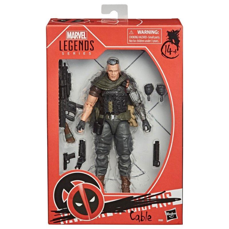Marvel Legends AF [Deadpool 2] Cable