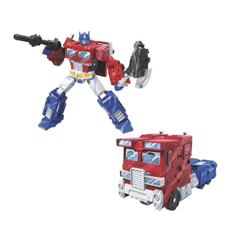 Hasbro WFC-S65 Classic Animation Optimus Prime - Pre order