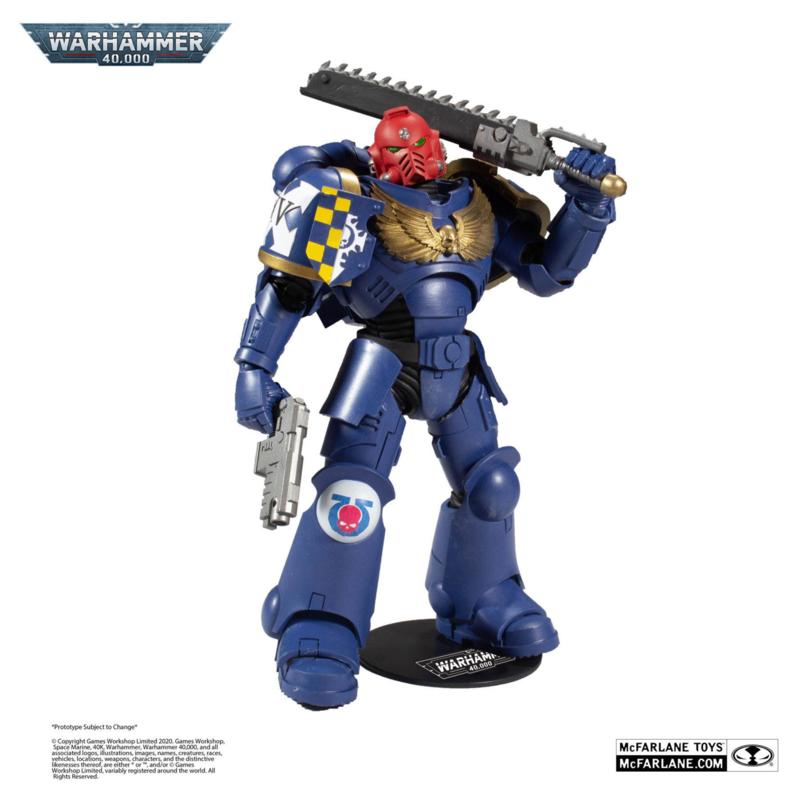 Warhammer 40k Action Figure Space Marine - Pre order