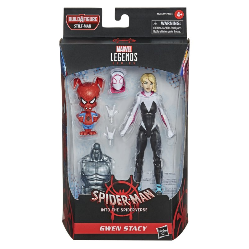 Marvel Legends Into the Spider-Verse Gwen Stacy and Spider-Ham - Pre order