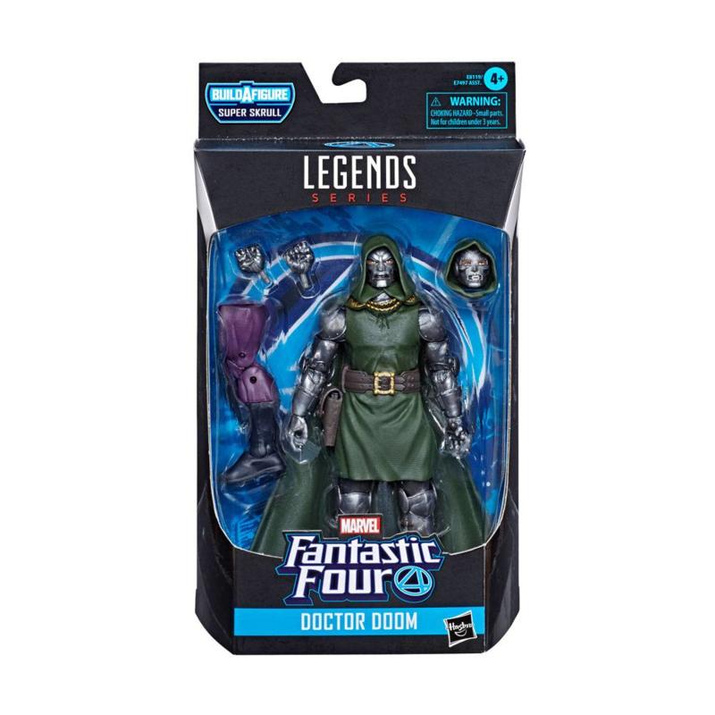 Marvel Legends Doctor Doom [Fantastic Four]