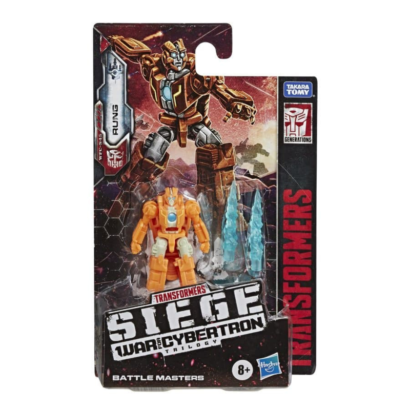 Hasbro WFC Siege Battle Masters Rung - Pre order