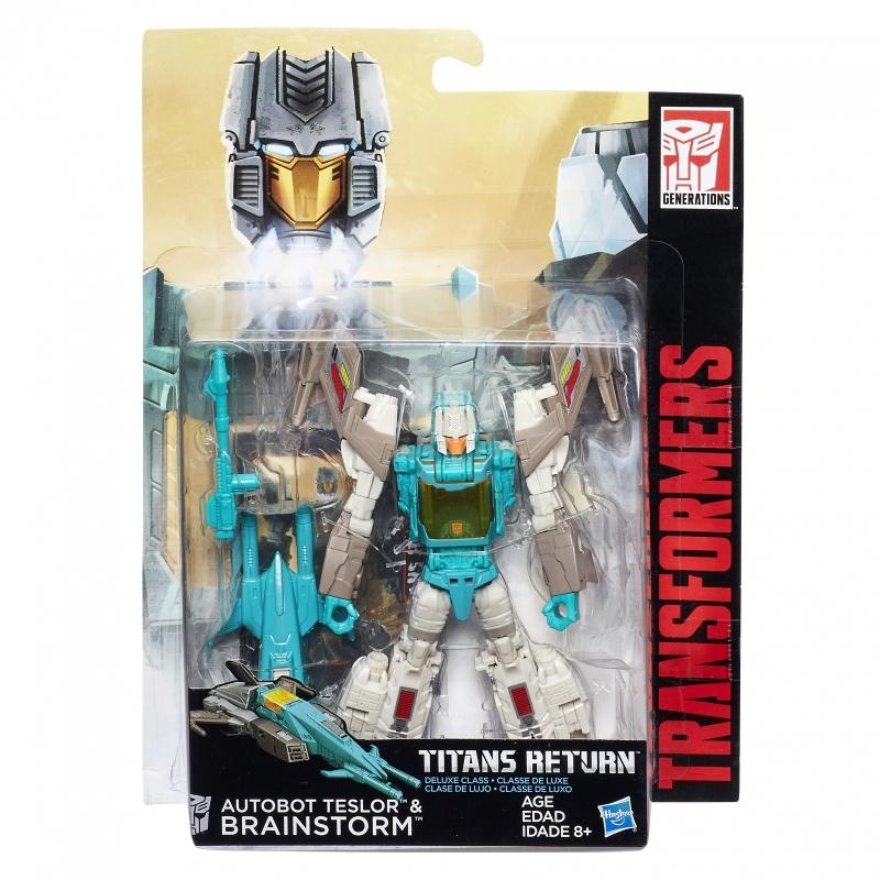Titan Returns Deluxe Brainstorm