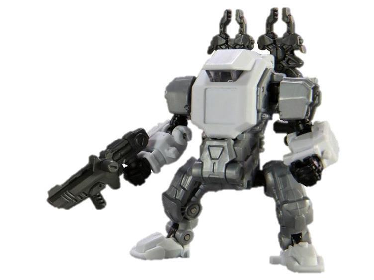 Diaclone Reboot DA-09 Powered Suit System Type D