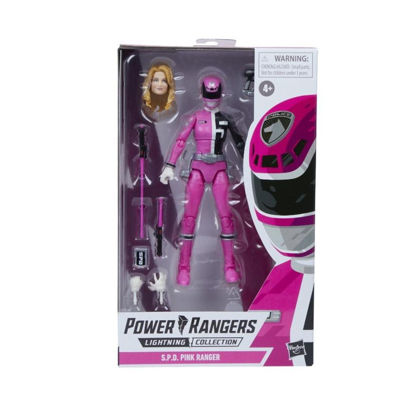 Power Rangers S.P.D. Pink Ranger - Pre order