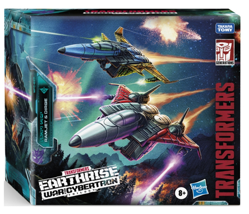 Hasbro WFC Earthrise Seekers [Set of 2]