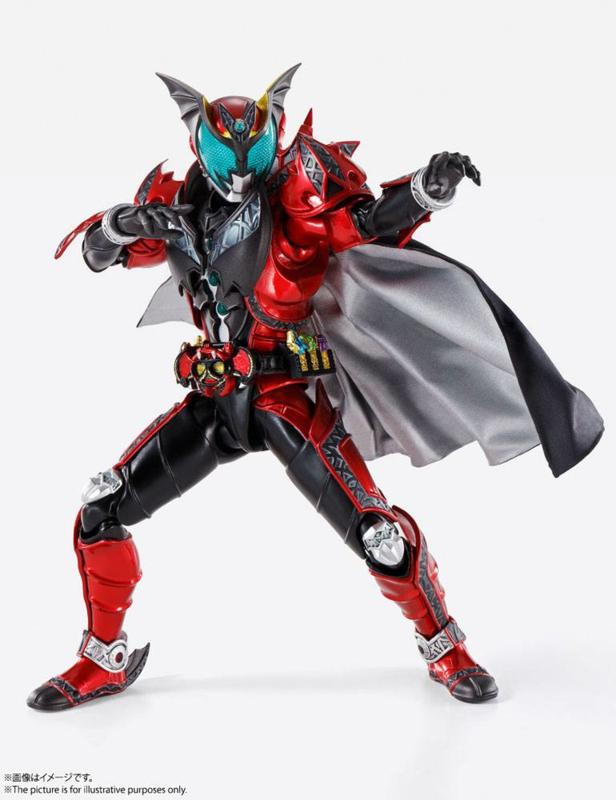 S.H. Figuarts AF Kamen Rider Dark Kiva - Pre order