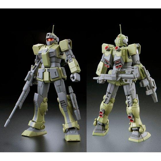 1/144 HG P-Bandai E.F.S.F. Mass-Produced GM Sniper Custom