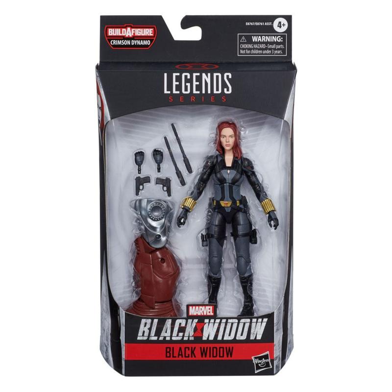 Marvel Legends Black Widow - Pre order