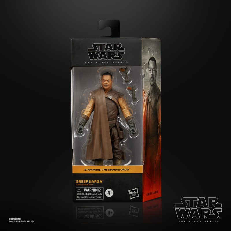 Star Wars The Black Series Greef Karga [The Mandalorian] - Per order
