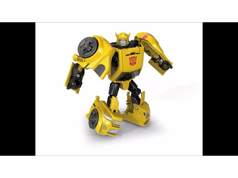 Titans Return Legends Wave 3 Bumblebee