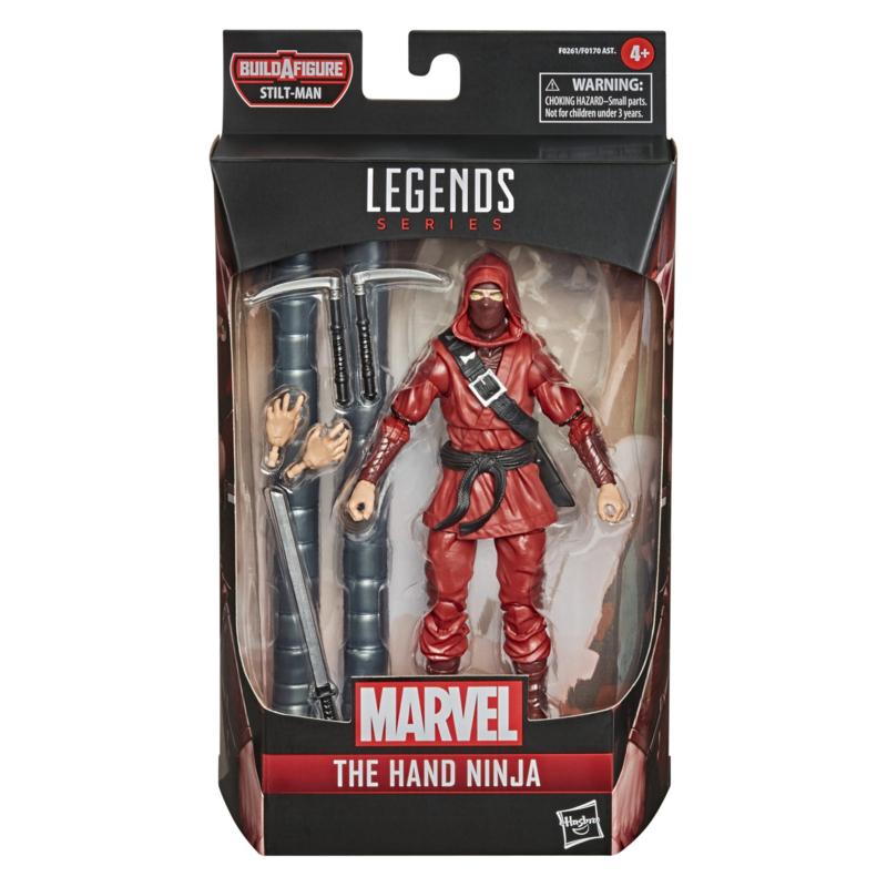 Marvel Legends Series Spider-Man The Hand Ninja - Pre order