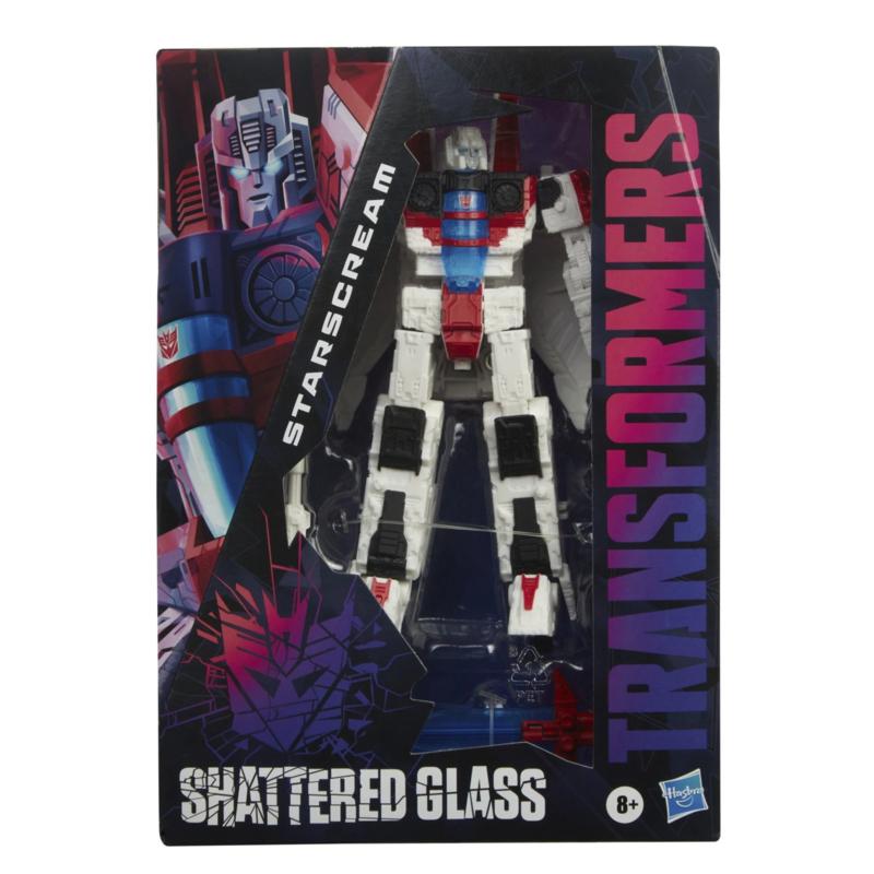 Hasbro Shattered Glass Starscream - Pre order