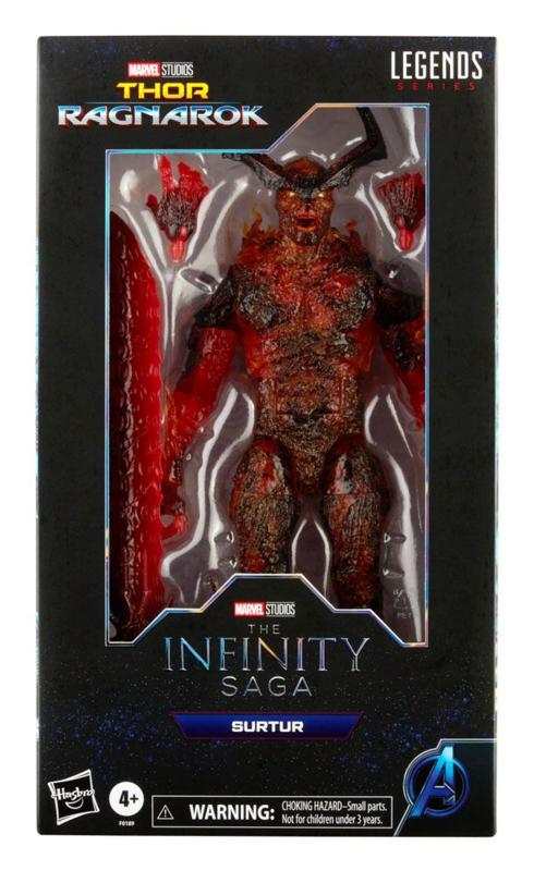 Marvel Legends The Infinity Saga AF Surtur