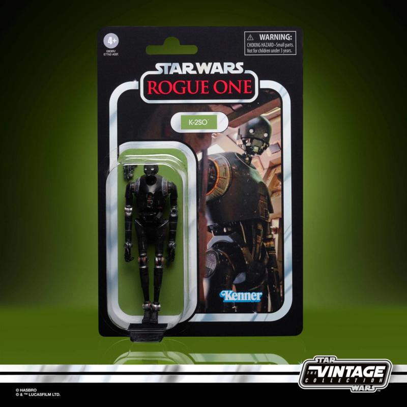 Star Wars Vintage Collection AF K-2SO [Rogue One]