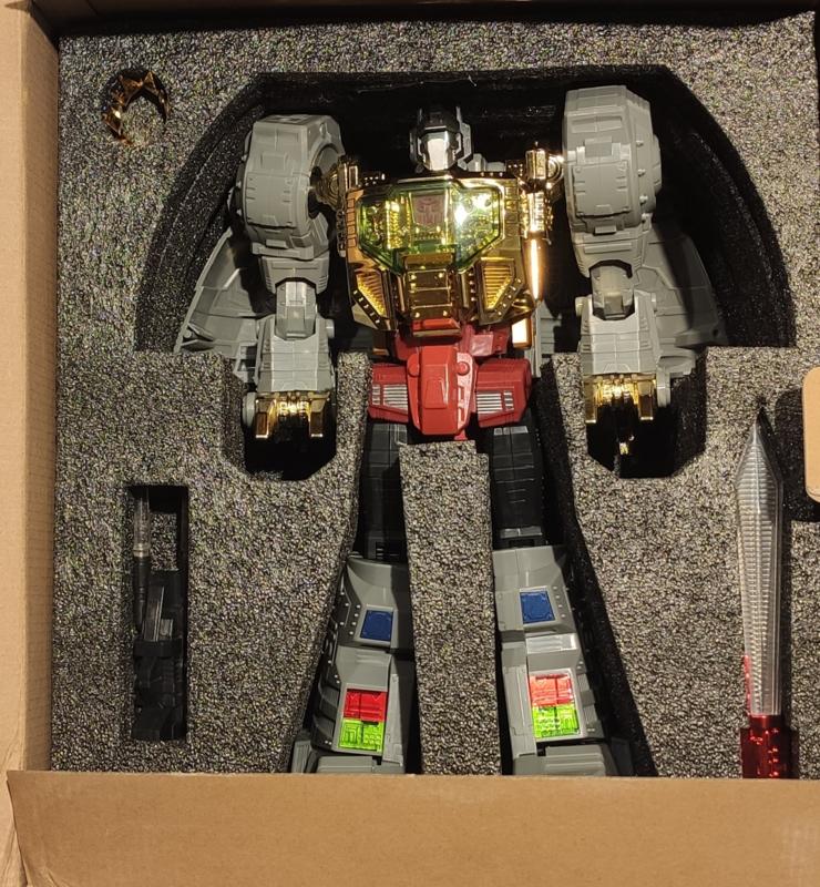 MP-08 Reximus Prime Oversized