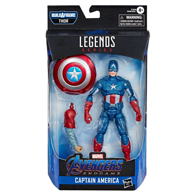 Marvel Legends Captain America [Avengers Endgame] - Pre order