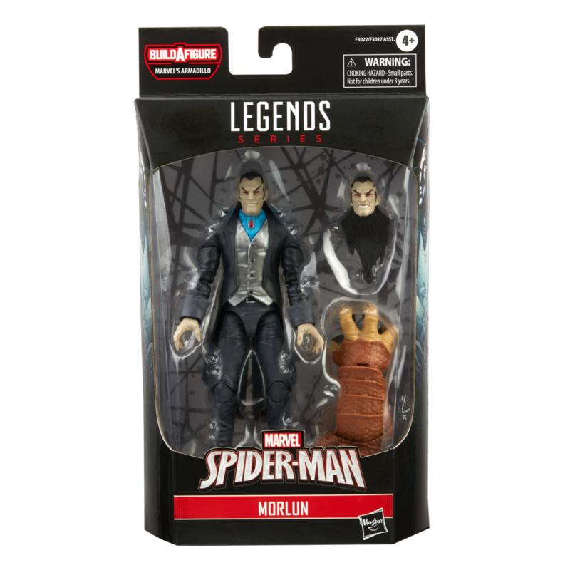 Marvel Legends Morlun [BAF Armadillo] - Pre order