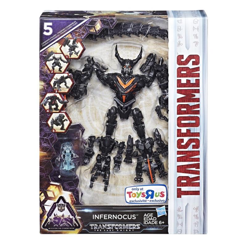 Hasbro TLK Infernocus TRU Exclusive