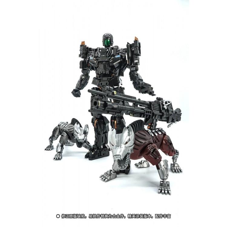 Visual Toys VT-01 Bounty Hunter [2 Steeljaws] - Pre order