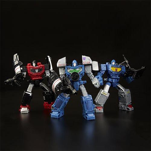 Hasbro WFC Deluxe Refraktor 3-Pack [G1 Toy Colors] - Pre order