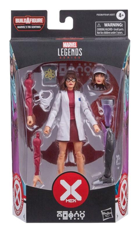 Marvel Legends X-Men Moira MacTaggert [BAF Tri-Sentinel]