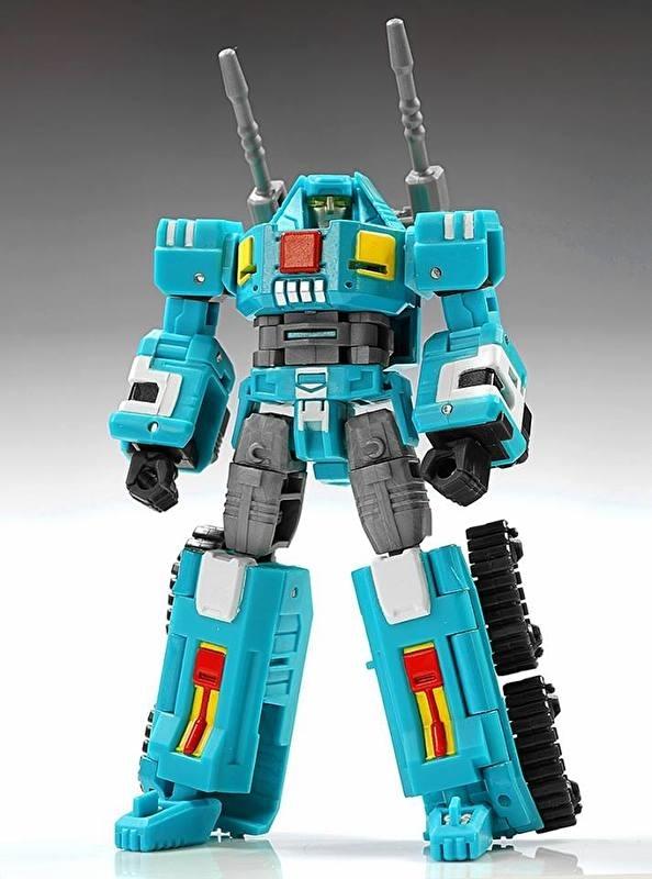 Machine Robo 04 Battle Robo
