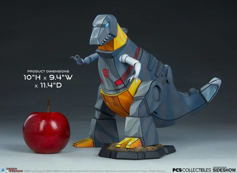 Transformers Classic Scale Statue Grimlock - Pre order