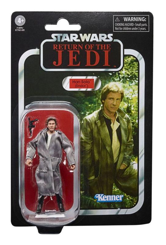 Star Wars Vintage Collection Han Solo Endor [F1899]