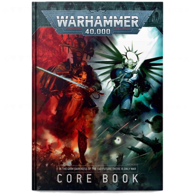 Warhammer 40K Core Book (English)