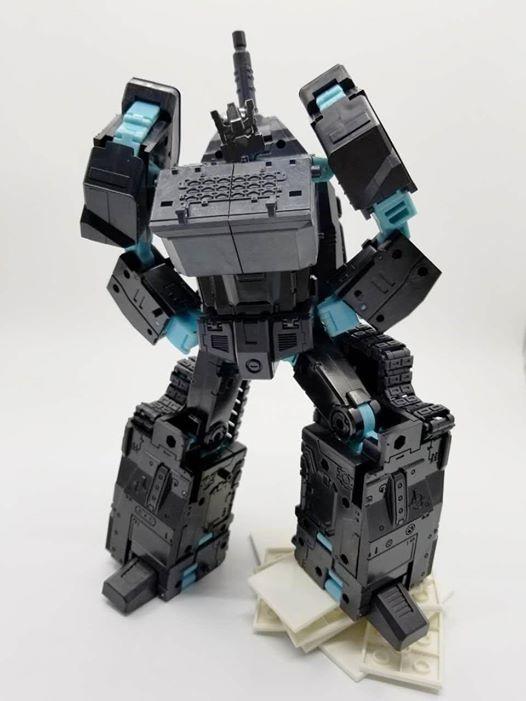 Zeta ZA-04 Uproar