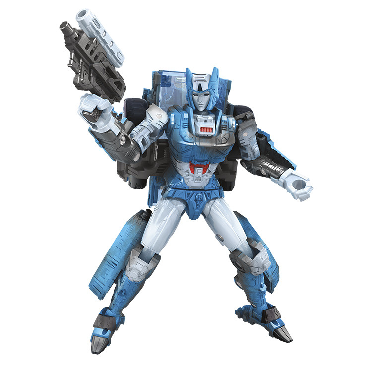 Hasbro Transformers Netflix Series Chromia - Pre order