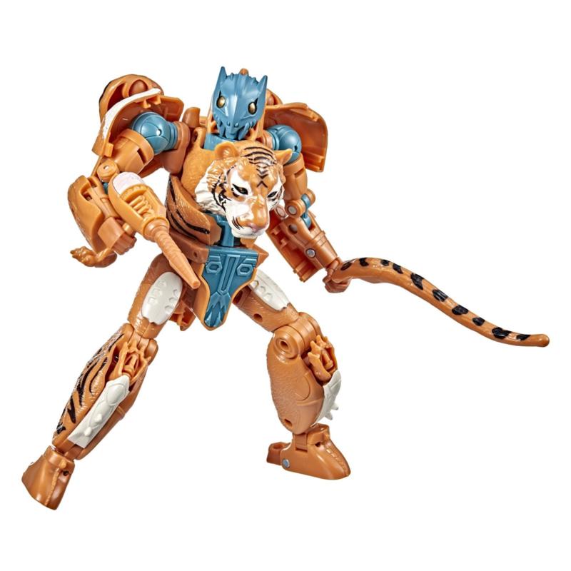 Transformers Kingdom Excl. GDC Mutant Tigatron - Pre order