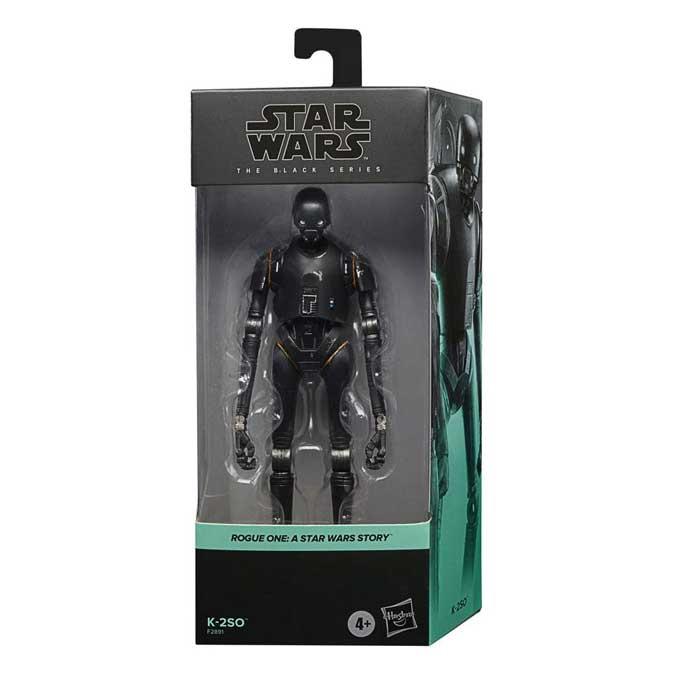 Star Wars Black Series AF K-2SO [Import stock]