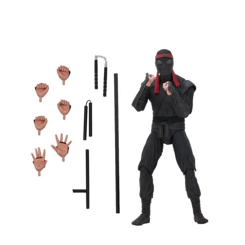 Teenage Mutant Ninja Turtles Action Figure Foot Soldier (Melee) - Pre order