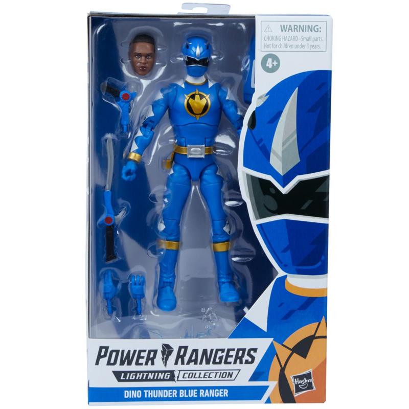 Power Rangers Dino Thunder Blue Ranger - Pre order